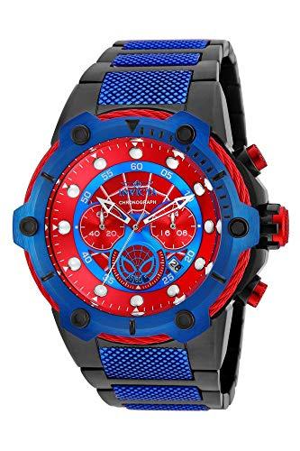 インヴィクタ インビクタ 腕時計 メンズ 【送料無料】Invicta Men's Marvel Quartz Watch with Stainless-Steel Strap, Two Tone, 26.5 (Model: 25782)インヴィクタ インビクタ 腕時計 メンズ