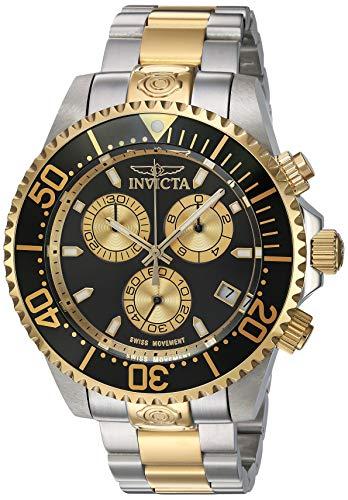 インヴィクタ インビクタ プロダイバー 腕時計 メンズ Invicta Men's Pro Diver Quartz Diving Watch with Stainless-Steel Strap, Two Tone, 21.5 (Model: 26850)インヴィクタ インビクタ プロダイバー 腕時計 メンズ