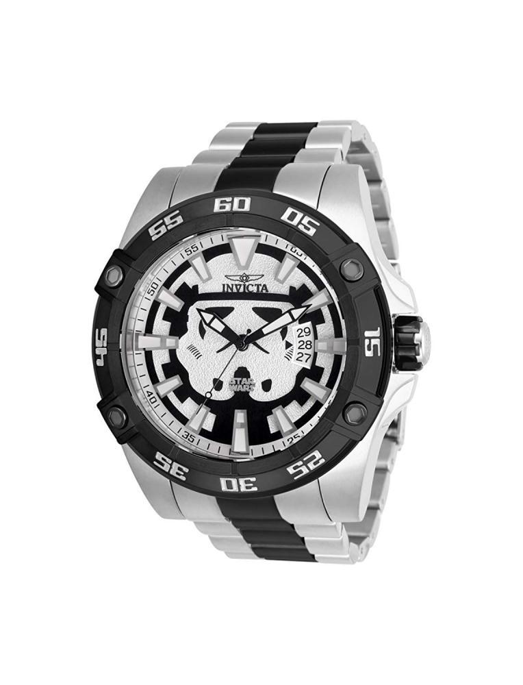 インヴィクタ インビクタ 腕時計 メンズ Invicta Star Wars Automatic Silver Dial Mens Watch 26517インヴィクタ インビクタ 腕時計 メンズ