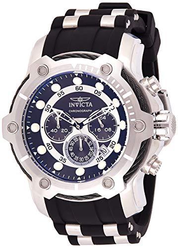 インヴィクタ インビクタ ボルト 腕時計 メンズ Invicta Men's Bolt Quartz Watch with Stainless Steel Strap, Black, 26 (Model: 26764インヴィクタ インビクタ ボルト 腕時計 メンズ