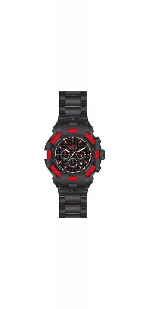 インヴィクタ インビクタ ボルト 腕時計 メンズ 【送料無料】Invicta Men's Bolt Quartz Stainless Steel Strap, Black, 28.5 Casual Watch (Model: 26677)インヴィクタ インビクタ ボルト 腕時計 メンズ