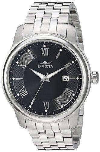 インヴィクタ インビクタ 腕時計 メンズ 【送料無料】Invicta Men's Vintage Swiss-Quartz Watch with Stainless-Steel Strap, Silver, 22 (Model: 23012)インヴィクタ インビクタ 腕時計 メンズ
