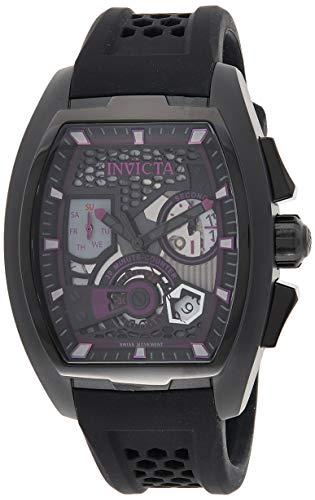 インヴィクタ インビクタ 腕時計 メンズ Invicta Men's 25936 S1 Rally Quartz Multifunction Dark Purple, Black Dial Watchインヴィクタ インビクタ 腕時計 メンズ