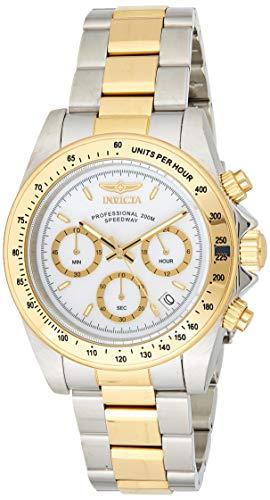 腕時計 インヴィクタ インビクタ メンズ 【送料無料】Invicta Men's Connection Quartz Watch with Stainless-Steel Strap, Two Tone, 0.75 (Model: 24769)腕時計 インヴィクタ インビクタ メンズ