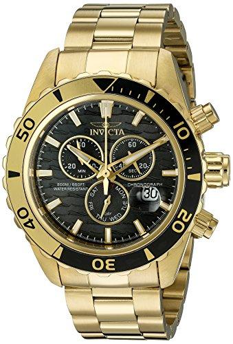 腕時計 インヴィクタ インビクタ プロダイバー メンズ 【送料無料】Invicta Men's 'Pro Diver' Swiss Quartz Stainless Steel Casual Watch (Model: 20187)腕時計 インヴィクタ インビクタ プロダイバー メンズ