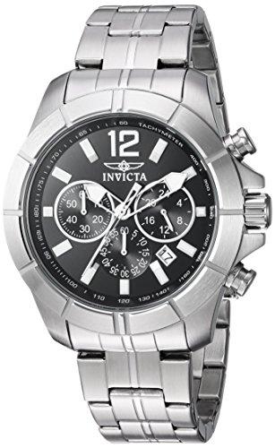 インヴィクタ インビクタ 腕時計 メンズ 【送料無料】Invicta Men's Specialty Quartz Watch with Stainless-Steel Strap, Silver, 22 (Model: 21462)インヴィクタ インビクタ 腕時計 メンズ