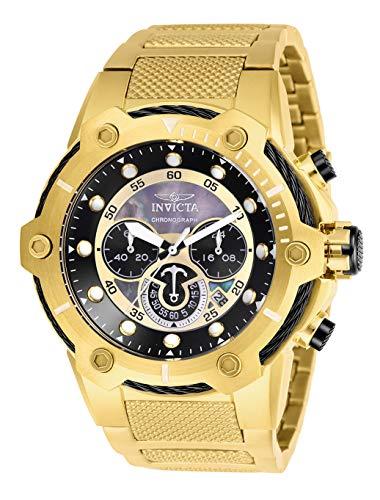 インヴィクタ Watch インビクタ ボルト 腕時計 Mens ボルト メンズ Invicta Bolt Chronograph Black Dial Mens Watch 26813インヴィクタ インビクタ ボルト 腕時計 メンズ, Reve Zeal:07656fba --- osglrugby-veterans.com