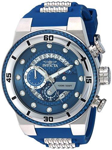 インヴィクタ インビクタ 腕時計 メンズ Invicta Men's S1 Rally Stainless Steel Quartz Watch with Silicone Strap, Two Tone, 33 (Model: 24223)インヴィクタ インビクタ 腕時計 メンズ