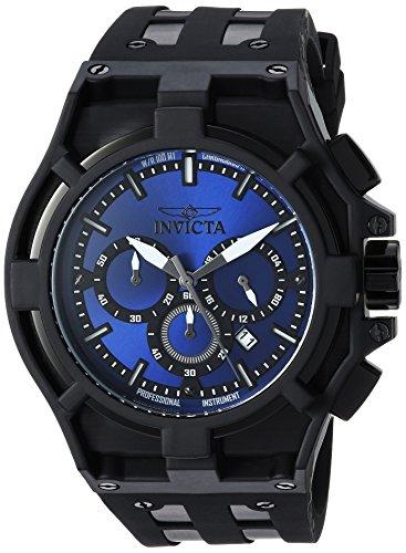 インヴィクタ インビクタ 腕時計 メンズ Invicta Men's 'Akula' Quartz Stainless Steel and Silicone Casual Watch, Color:Black (Model: 22373)インヴィクタ インビクタ 腕時計 メンズ