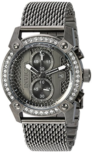 腕時計 インヴィクタ インビクタ メンズ 【送料無料】Invicta Men's Specialty Quartz Watch with Stainless-Steel Strap, Grey, 23 (Model: 23677)腕時計 インヴィクタ インビクタ メンズ
