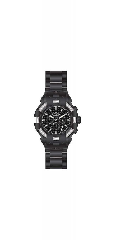 インヴィクタ インビクタ ボルト 腕時計 メンズ 【送料無料】Invicta Men's Bolt Quartz Stainless-Steel Strap, Black, 28 Casual Watch (Model: 26675)インヴィクタ インビクタ ボルト 腕時計 メンズ