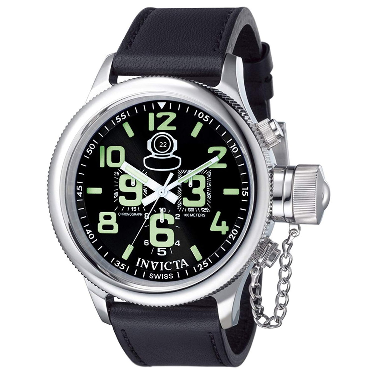 インヴィクタ インビクタ 腕時計 メンズ Invicta Men's 7000 Signature Collection Russian Diver Chronograph Watchインヴィクタ インビクタ 腕時計 メンズ