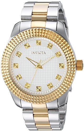 インヴィクタ インビクタ 腕時計 メンズ 【送料無料】Invicta Men's Specialty Quartz Watch with Stainless-Steel Strap, Two Tone, 22 (Model: 22791)インヴィクタ インビクタ 腕時計 メンズ