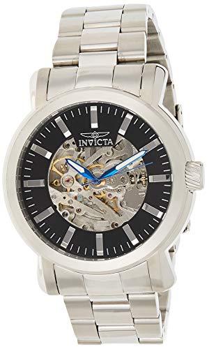 インヴィクタ インビクタ 腕時計 メンズ Invicta Men's 'Vintage' Automatic Stainless Steel Casual Watch, Color:Silver-Toned (Model: 22574)インヴィクタ インビクタ 腕時計 メンズ