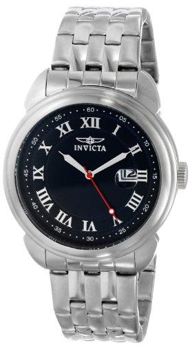 インヴィクタ インビクタ 腕時計 メンズ 【送料無料】Invicta Men's 15358 Specialty Analog Display Japanese Quartz Silver Watchインヴィクタ インビクタ 腕時計 メンズ