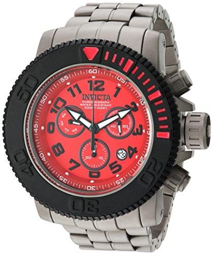 インヴィクタ インビクタ 腕時計 メンズ Invicta Men's 23144 Sea Hunter 58mm Titanium Quartz Watchインヴィクタ インビクタ 腕時計 メンズ