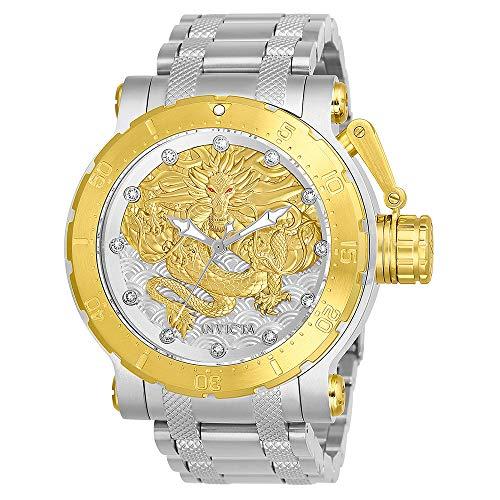 インヴィクタ インビクタ フォース 腕時計 メンズ Invicta Men's Coalition Forces Automatic-self-Wind Watch with Stainless Steel Strap, Silver, 26.3 (Model: 26508)インヴィクタ インビクタ フォース 腕時計 メンズ