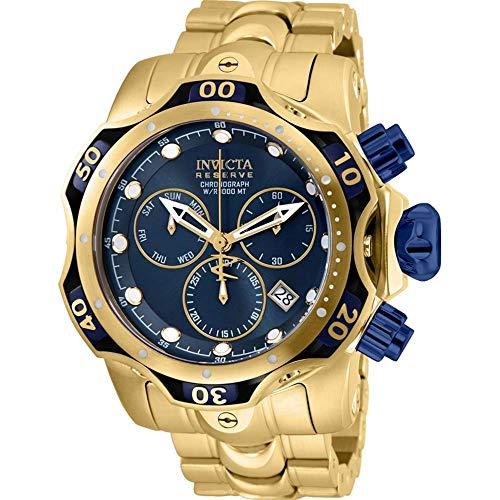 インヴィクタ インビクタ リザーブ 腕時計 メンズ Invicta Reserve Men's 52mm Venom Gen III Swiss Quartz Chronograph Stainless Steel Bracelet Watch (25978)インヴィクタ インビクタ リザーブ 腕時計 メンズ