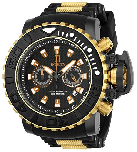 インヴィクタ インビクタ 腕時計 メンズ Invicta Men's JT Stainless Steel Quartz Watch with Silicone Strap, Black, 30 (Model: 23719)インヴィクタ インビクタ 腕時計 メンズ