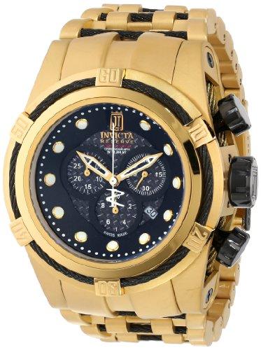 インヴィクタ インビクタ 腕時計 メンズ 【送料無料】Invicta Men's 14432 Jason Taylor Analog Display Swiss Quartz Gold Watchインヴィクタ インビクタ 腕時計 メンズ