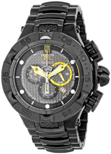 インヴィクタ インビクタ 腕時計 メンズ 【送料無料】Invicta Men's 14412 Jason Taylor Analog Display Swiss Quartz Black Watchインヴィクタ インビクタ 腕時計 メンズ