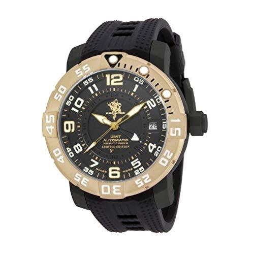 インヴィクタ インビクタ 腕時計 メンズ 【送料無料】Invicta 14266 Sea Base Limited Edition Titanium Automatic GMT Polyurethane Watchインヴィクタ インビクタ 腕時計 メンズ