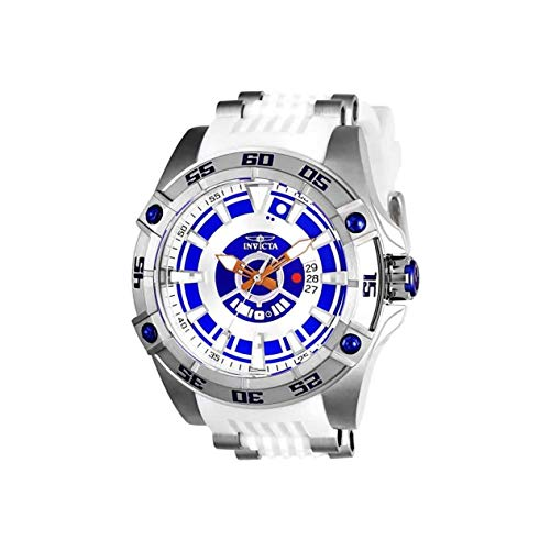 インヴィクタ インビクタ 腕時計 メンズ Invicta Men's 26520 Star Wars Automatic Multifunction Blue Dial Watchインヴィクタ インビクタ 腕時計 メンズ