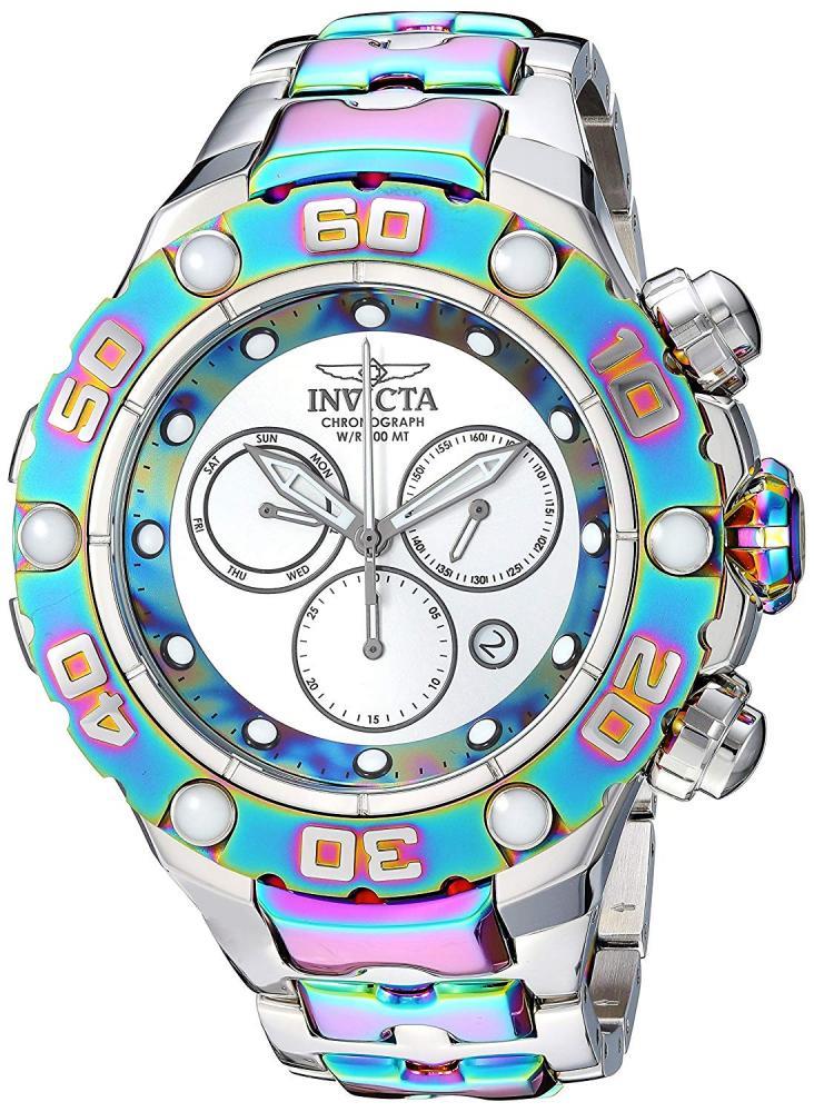 インヴィクタ インビクタ 腕時計 メンズ 【送料無料】Invicta Men's Excursion Quartz Stainless-Steel Strap, Two Tone, 26 Casual Watch (Model: 25720)インヴィクタ インビクタ 腕時計 メンズ