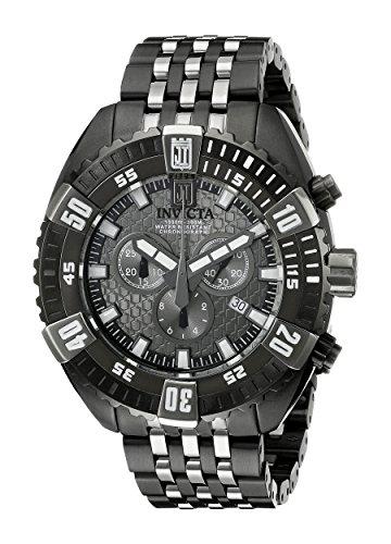 インヴィクタ インビクタ 腕時計 メンズ 【送料無料】Invicta Men's 16303BWB Jason Taylor Black Ion-Plated Stainless Steel Watchインヴィクタ インビクタ 腕時計 メンズ