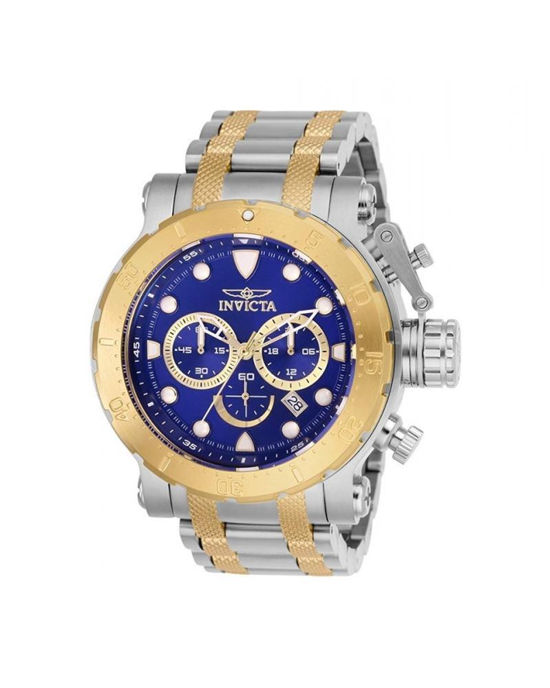 インヴィクタ インビクタ フォース 腕時計 メンズ Invicta Men's Coalition Forces Quartz Watch with Stainless Steel Strap, Two Tone, 26 (Model: 26498)インヴィクタ インビクタ フォース 腕時計 メンズ