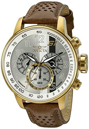 インヴィクタ インビクタ 腕時計 メンズ Invicta Men's 19287 S1 Rally Analog Display Swiss Quartz Brown Watchインヴィクタ インビクタ 腕時計 メンズ