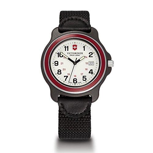 ビクトリノックス スイス 腕時計 メンズ Victorinox Men's 249085.1 Original XL Watch with Army Knifeビクトリノックス スイス 腕時計 メンズ