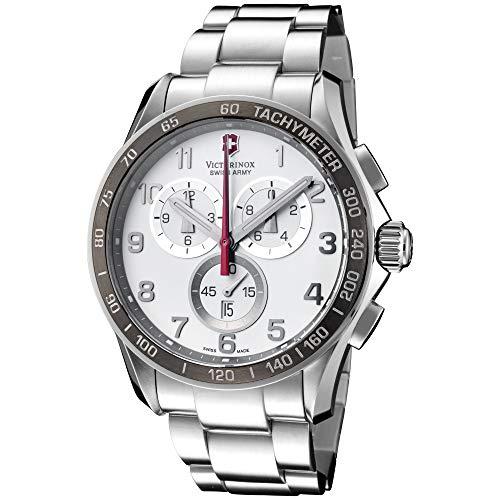 ビクトリノックス スイス 腕時計 メンズ 【送料無料】Victorinox Swiss Army Men's 241213 Chrono Classic XLS Watchビクトリノックス スイス 腕時計 メンズ