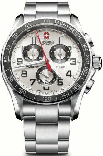 ビクトリノックス スイス 腕時計 メンズ 【送料無料】Men Watches Victorinox CHRONO CLASSIC XLS ES.PLATA BIS. GRIS ARビクトリノックス スイス 腕時計 メンズ