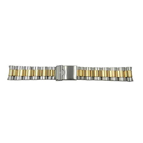 ビクトリノックス スイス 腕時計 メンズ Genuine Swiss Army Maveric GS Dual Tone 22mm Watch Braceletビクトリノックス スイス 腕時計 メンズ
