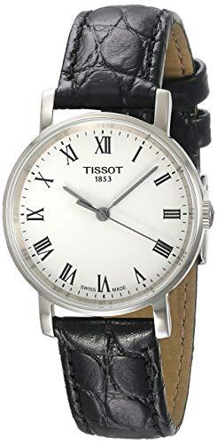 """ティソ 腕時計 メンズ 【送料無料】Tissot Men""""s Everytime Medium - T1094101603300 Silver/Brown One Sizeティソ 腕時計 メンズ"""