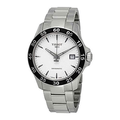 ティソ 腕時計 メンズ 【送料無料】Tissot Men's V8 Swissmatic - T1064071103100 Silver/Grey One Sizeティソ 腕時計 メンズ