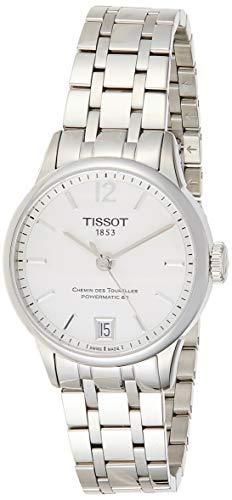 腕時計 ティソ メンズ 【送料無料】Tissot Men's T0992071103700 Analog Display Swiss Automatic Silver Watch腕時計 ティソ メンズ