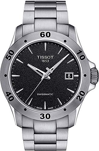 ティソ 腕時計 メンズ Tissot Men's V8 Swissmatic Stainless Steel Automatic Watch T1064071105100ティソ 腕時計 メンズ