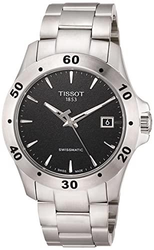 ティソ 腕時計 メンズ 【送料無料】Tissot Men's V8 Swissmatic Stainless Steel Automatic Watch T1064071105100ティソ 腕時計 メンズ