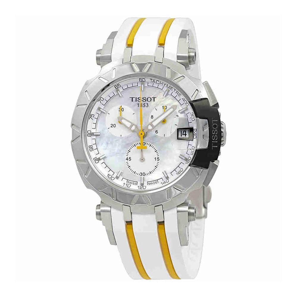 ティソ 腕時計 メンズ Tissot T-Race Chronograph Mens Watch T092.417.17.111.00ティソ 腕時計 メンズ