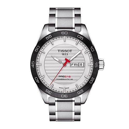 腕時計 ティソ メンズ 【送料無料】Tissot T100.430.11.031.00 PRS 516 Powermatic 80 Automatic Men's Watch腕時計 ティソ メンズ