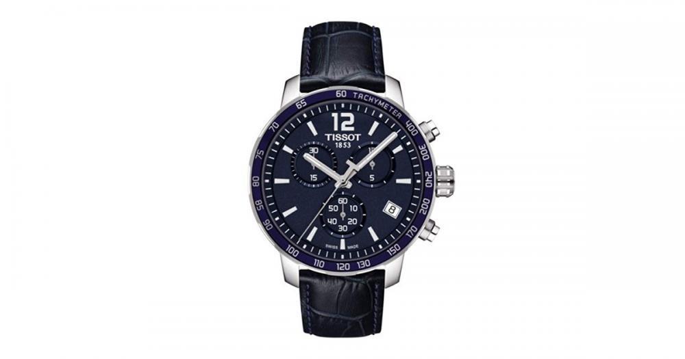 ティソ 腕時計 メンズ 【送料無料】Tissot Men's Quicksterティソ 腕時計 メンズ