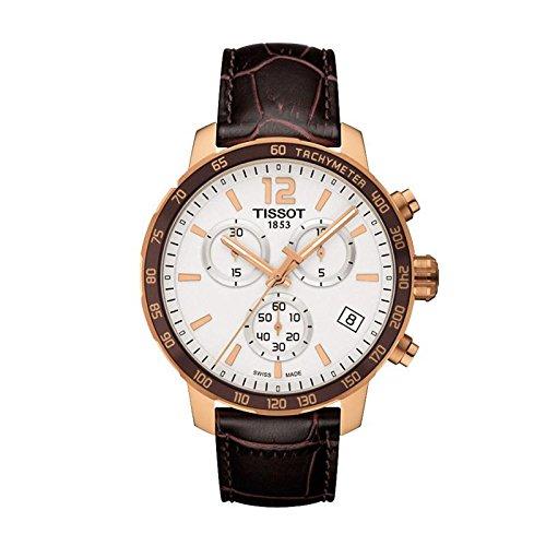 ティソ 腕時計 メンズ 【送料無料】Tissot Quickster Men's Watch T095.417.36.037.00ティソ 腕時計 メンズ
