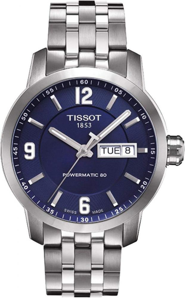 腕時計 ティソ メンズ 【送料無料】Tissot PRC 200 Automatic T055.430.11.047.00腕時計 ティソ メンズ