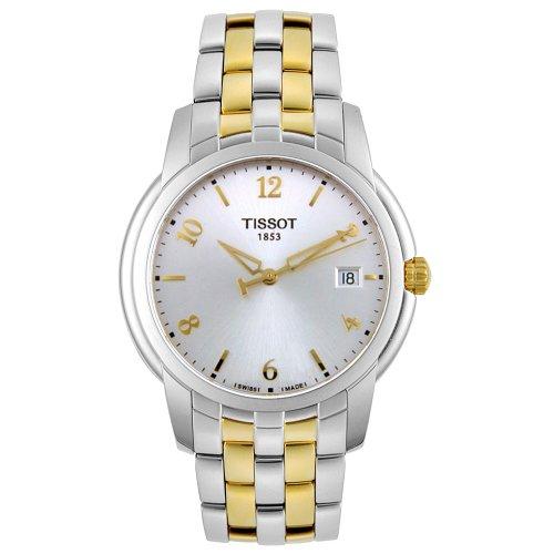 ティソ 腕時計 メンズ 【送料無料】Tissot Men's T97248132 T-Classic Ballade III Quartz Collection Watchティソ 腕時計 メンズ