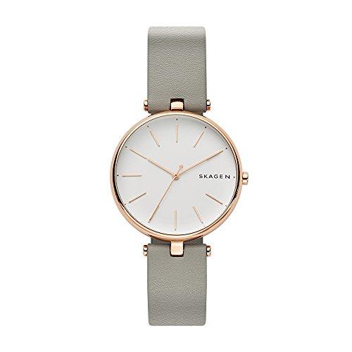 スカーゲン 腕時計 レディース Skagen Women's SKW2710 Analog Display Analog Quartz Grey Watchスカーゲン 腕時計 レディース