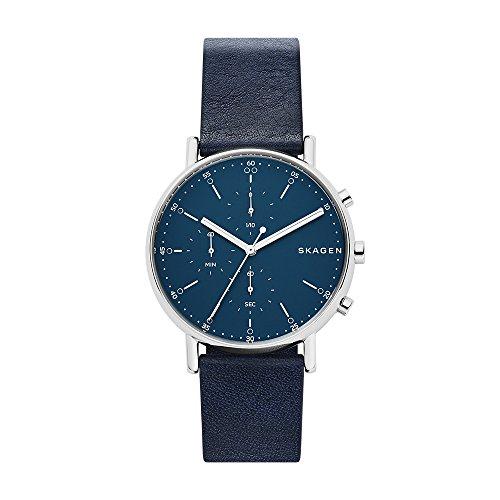 スカーゲン 腕時計 メンズ 【送料無料】Skagen Men's SKW6463 Analog Display Analog Quartz Blue Watchスカーゲン 腕時計 メンズ