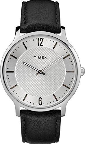 タイメックス 腕時計 メンズ Mens Timex Skyline Slim Watch TW2R50000タイメックス 腕時計 メンズ