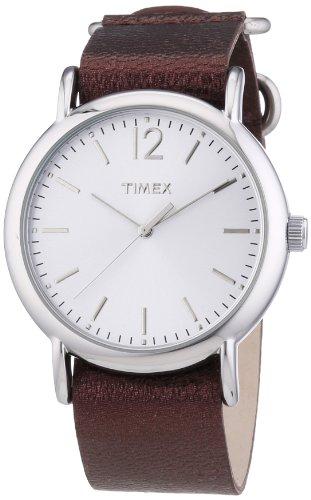タイメックス 腕時計 レディース Timex Leather Ladies Watch T2P341タイメックス 腕時計 レディース